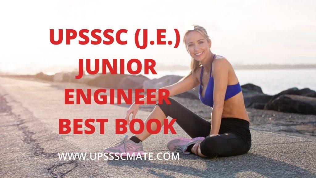 UPSSSC JE BEST BOOK