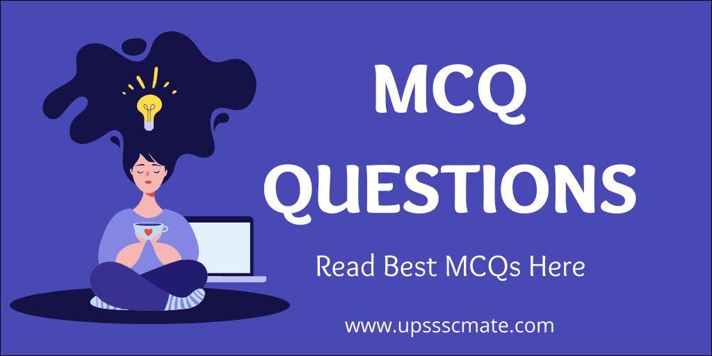 MCQ Questions