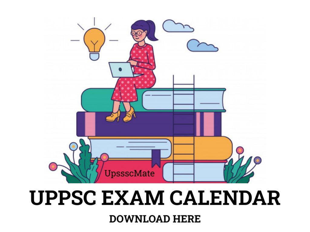 UPPSC Exam Calendar 2020