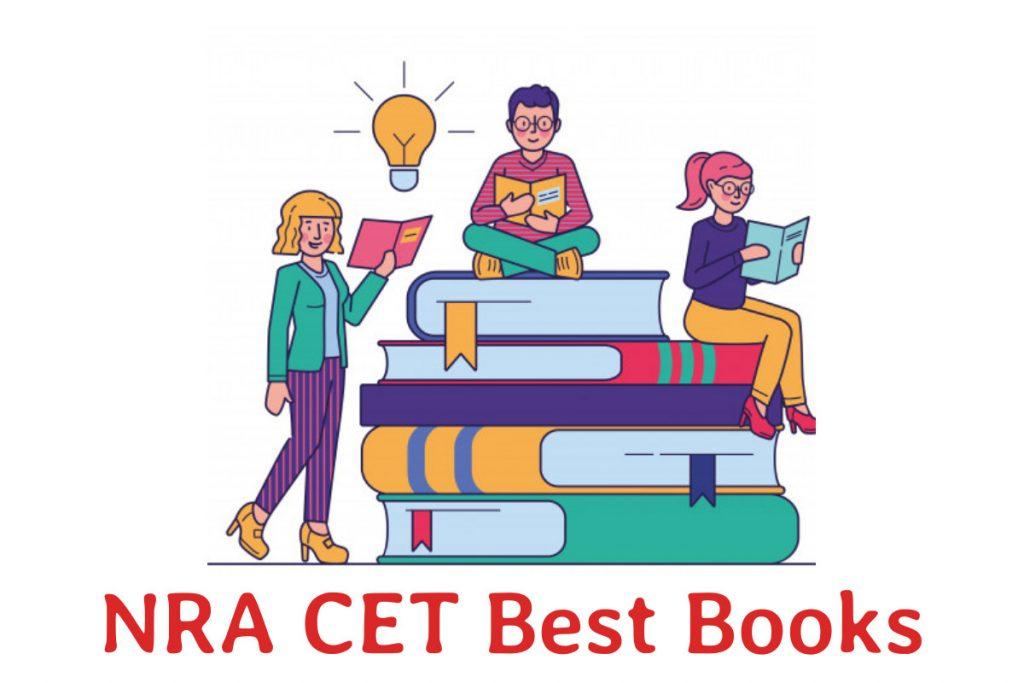 NRA CET Best Books 2021