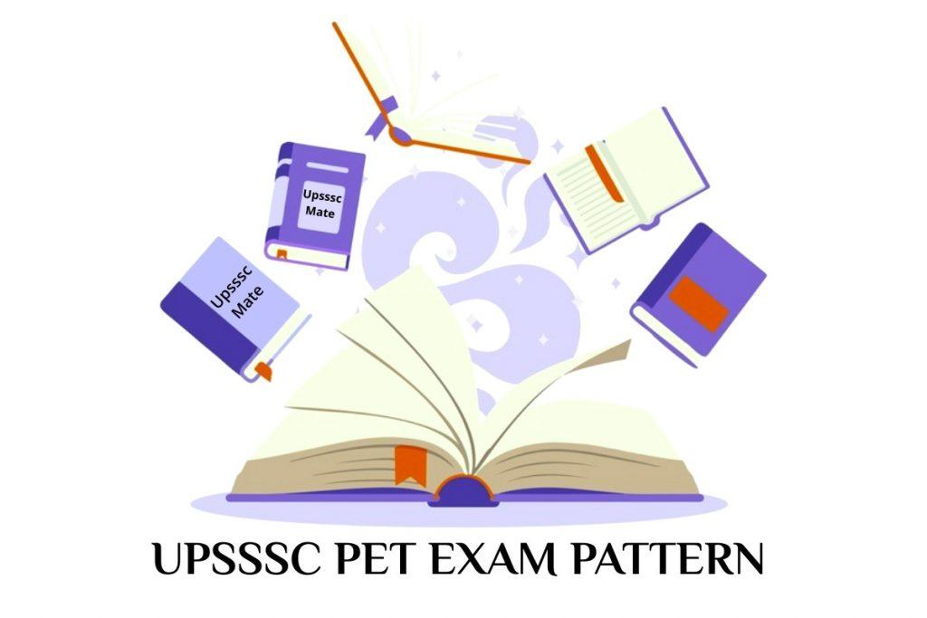 UPSSSC PET EXAM PATTERN 2021